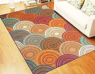 Furnish my Place Contemporary Area Rug