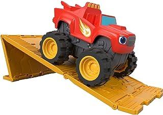 Blaze y los Monster Machines- Tractor todoterreno motorizado (Mattel FHV13) , color/modelo surtido