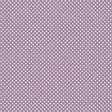 babrause® Baumwollstoff Mini Sterne Lila Webware Meterware