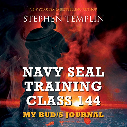 Navy SEAL Training Class 144 audiobook cover art