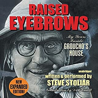 Raised Eyebrows, Expanded Edition audiobook cover art