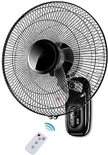 F-XW Ventilador de Pared/Ventilador Oscilante Doméstico/Ventilador de Enfriamiento, con Mando a Distancia, 90º de Orientación