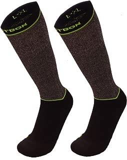 FASTBON Unisex Cut-Resistant Hockey Socks Moisture Wicking