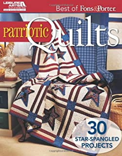 fons and porter patriotic quilt patterns
