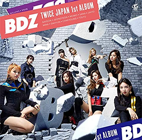 [Album]BDZ – TWICE[FLAC + MP3]