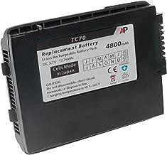 Artisan Power Motorola/Symbol TC70 Scanner Series Replacement Battery. 4800 mAh