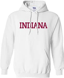 NCAA Officially Licensed College - University Team Color Basic Hoodie Sweatshirt