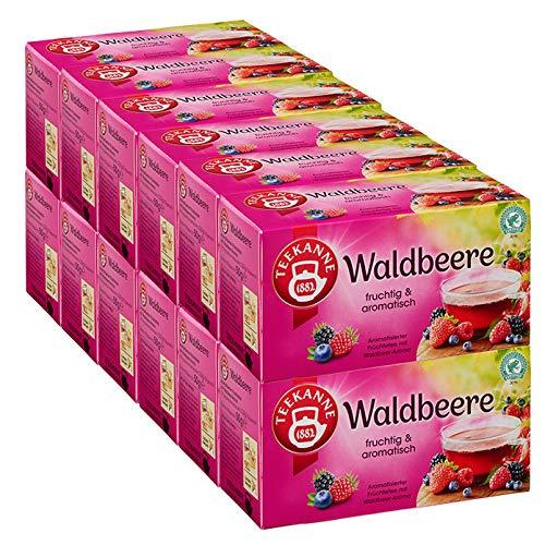 Teekanne Waldbeere 12er Pack