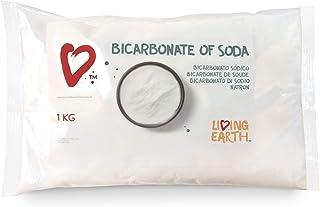 comprar comparacion 1 KG Bolsa, Living Earth Bicarbonato de Sodio