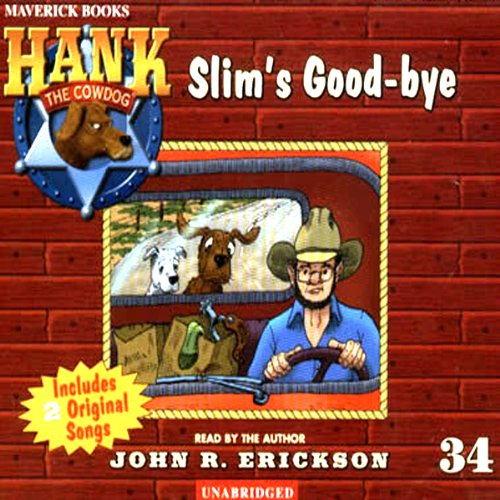Slim's Good-bye audiobook cover art