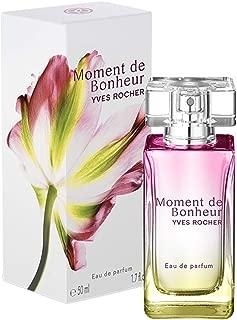 MOMENT de BONHEUR Eau de Parfum Limited Edition by Yves Rocher (1.7 fl. oz./50ml) FRANCE