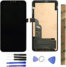 JayTong LCD Display & Replacement Touch Screen Digitizer Assembly with Free Tools for LG V40 ThinQ V405UA V405TA V405QA POLED Black