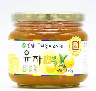 全南蜂蜜柚子茶(韩国进口) (580g)