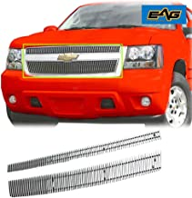 Billet Grille Overlay Fit for 07-12 Chevy Tahoe/Suburban 1500/2500 / Avalanche