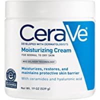 2-Pack CeraVe 19-oz. Daily Face and Body Moisturizing Cream