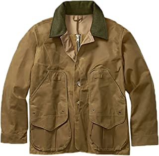 Filson Men's Tin Cloth Field Coat
