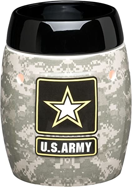 Scentsy Army Full Size Scentsy Warmer
