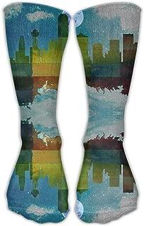 dallas skyline socks