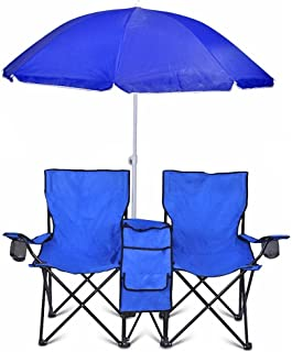 Best portable folding chair with umbrella Reviews