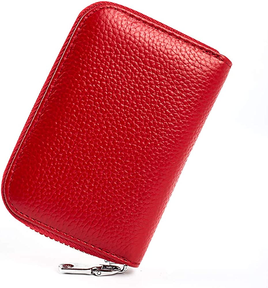 Women RFID Credit Max 44% Challenge the lowest price of Japan OFF Card Holder Genuine Leather Organizer Car