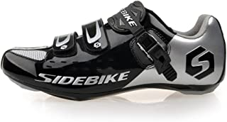 comprar comparacion SIDEBIKE Zapatillas de MTB - Zapatillas Unisex Suelas de Carbono