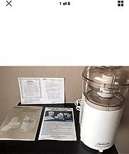 sunbeam compact food processor
