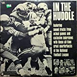GREAT QUARTERBACKS OF THE NFL IN THE HUDDLE vinyl record