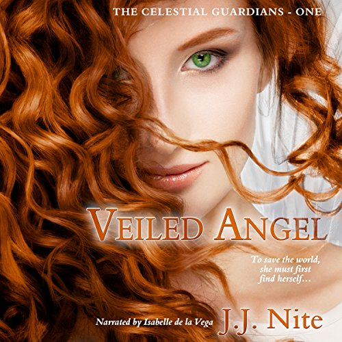 Veiled Angel audiobook cover art