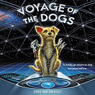 Voyage of the Dogs cover art