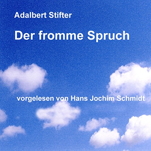 Der fromme Spruch audiobook cover art