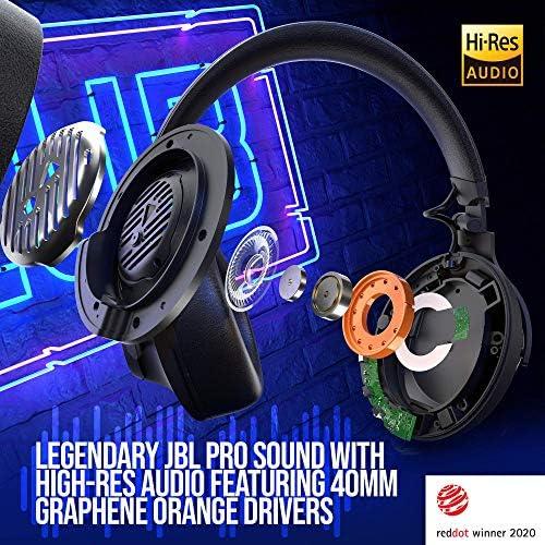 JBL CLUB ONE, Premium Wireless Over-Ear Headphones