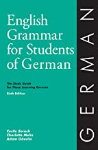 german grammar reference guide