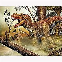 宗教パズル1500ピース恐竜木製パズル