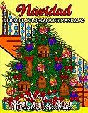 Navidad - Libro de Colorear con Mandalas: Libro Temático Navideño con Mandalas para Colorear. Libro de Colorear para Adultos Antiestrés