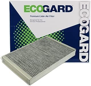 ECOGARD XC35834C Cabin Air Filter with Activated Carbon Odor Eliminator - Premium Replacement Fits Mercedes-Benz Sprinter 2500, Sprinter 3500 / Dodge Sprinter 2500 / Freightliner Sprinter 2500