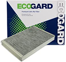 ECOGARD XC35834C Cabin Air Filter with Activated Carbon Odor Eliminator - Premium Replacement Fits Mercedes-Benz Sprinter 2500, Sprinter 3500 / Dodge Sprinter 2500 / Freightliner Sprinter 2500