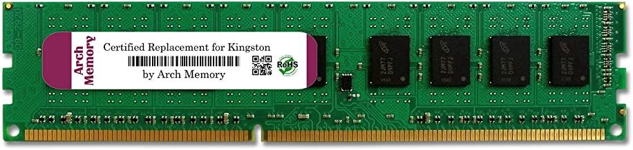 Arch Memory 4GB 240-Pin DDR3 Udimm RAM Replacement for KVR1333D3N9/4G Anti-Static Gloves Included