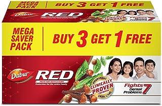 Dabur Red Paste - 600 g (Buy 3 Get 1 Free)