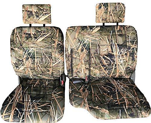 40 60 camo seat covers - 7
