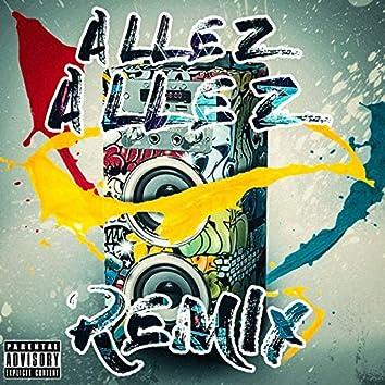 Allez Allez (feat. Bojan Rusitovic) [Remix]