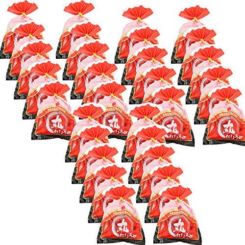 丸ごと紅生姜 ノーカット ホール 100gx30袋 業務用 紅しょうが 漬け 紅ショウガ 甘酢漬け 酢漬け