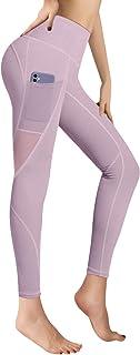 RaMokey El Nuevo Leggings Mujer Mallas de Deporte de Mujer Cintura Alta con Bolsillos Pantalon Deportivo para Running Trai...