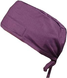 pink scrub cap