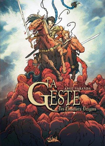 La Geste des Chevaliers Dragons T01 : Jaïna
