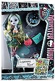 MONSTER HIGH puppet LAGOONA BLUE - christmas gift - Picture Day Mattel