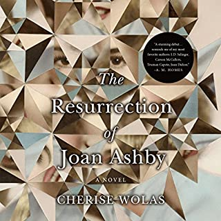 The Resurrection of Joan Ashby audiobook cover art