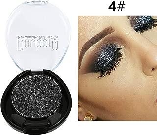 Ultimate Shadow Palette,Glitter Eyeshadow Cream Makeup Waterproof Brighten Eyeshadow Cosmetic