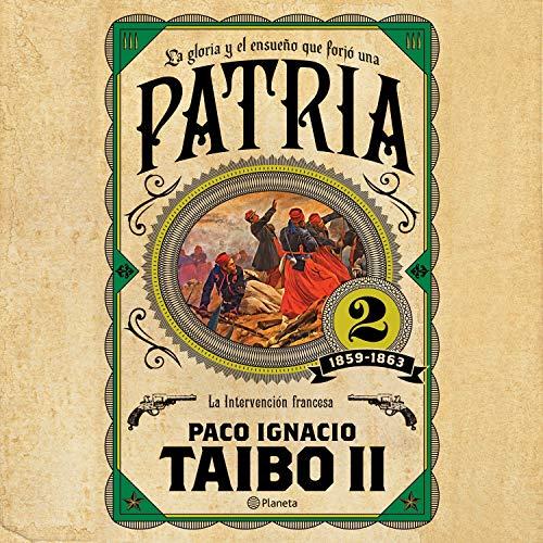Patria 2 cover art