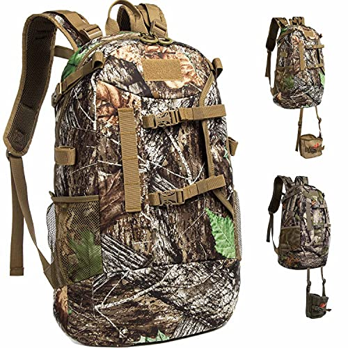MARITTON Hunting Backpack,Durable Hunting Pack with Bow and Rifle Carry System for...