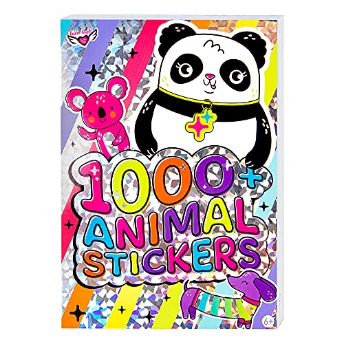 Fashion Angels 1000+ Animal Stickers